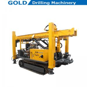 China Fluid And Gas Cycling DTH Hammer Drilling Rig on sale