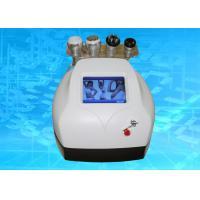 RF 40KHz Ultrasonic Cavitation Slimming Machine For Body Contouring , Skin Tightening