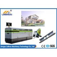 High Efficiency Light Steel Frame Machine Easy Operation 7.5kW Main Motor Power