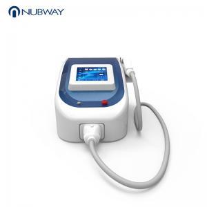 China Three handles SR+HR+VR mini IPL laser hair removal machine on sale