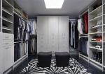 China Bedroom Furniture Walk In Closet Wardrobe Laminate Custom Made wholesale