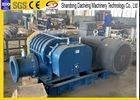 China Air Delivery Wastewater Treatment Blowers High Efficency Tri Lobe Motor on sale