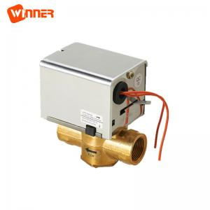 China One touch express manufacturer DN20 Spring Return Zone Solenoid Valve on sale