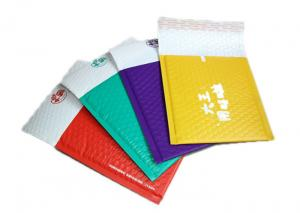 China Multiple Choices Polythene Mailing Bags , Bubble Envelopes Poly Bags For Shipping on sale