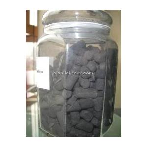 China Desulfurization denitrification activated carbon on sale