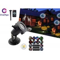 4W Decorative Projector Lights 12 Pattern For Xmas Birthday Party Black