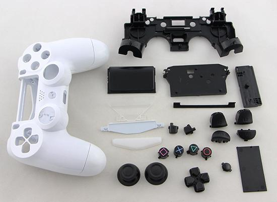 Replacement Complete Housing Shell Case for PS4 Dualshock 4