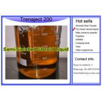Tren E Oil Trenaject 200 Trenbolon Enanthate Semi Finished Liquid For Bodybuilding
