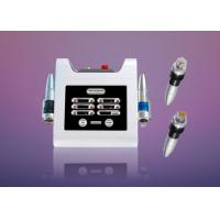 Facial Wrinkle Fractional RF Microneedle Machine for Skin Rejuvenation with Two Handle