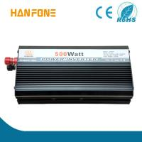 China HANFONG  High Frequency Inverter 500W To  Power Supply 12V 24v 48v 220v dc ac inverter for home with Excellent quality on sale