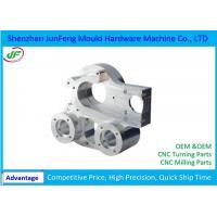Polishing Heat Treatment CNC Aircraft Parts for Machinery Equipment
