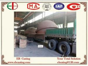 China 機械化のフランジの表面、訓練および叩くEB4024の精錬やかん on sale