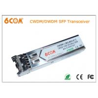 Cisco CWDM sfp transceiver