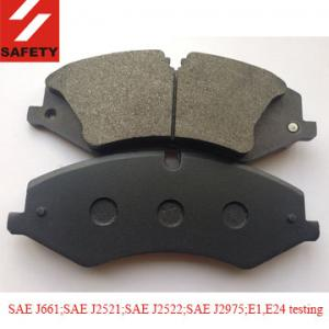 China LAND ROVER semi-metallic brake pads for D1425 on sale