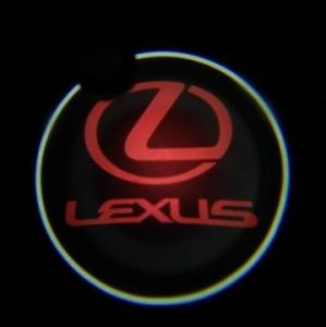 China Car LED Logo Laser Door Light for LEXUS on sale