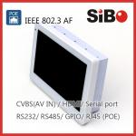 Wall Flush Mounted Android Panel PC With POE RJ45 USB Host