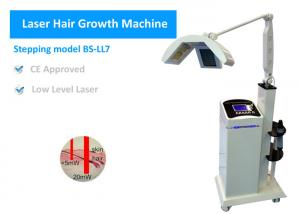 China Vertical Low Light Laser Therapy For Hair Loss , Laser Treatment For Baldness on sale