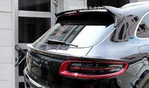 Macan Carbon Fiber Roof Spoiler Porsche Tuning Parts Professional