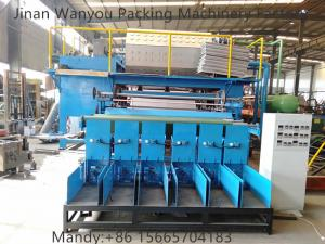 China Waste paper recycling machine pulp Paper Egg Tray Making Machine on sale