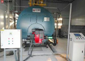 China 15T Diesel Oil Fired Industiral Steam Boiler , Low Pressure Fire Tube Boiler on sale