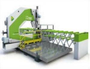 China Máquina da laminação do transporte de correia do dobro da máquina do painel de sanduíche do plutônio da precisão on sale