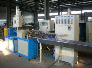China SJSZ Series Conical Double Screw Extruder on sale