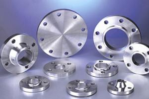 China Stainless steel pipe flange fittings Stainless steel flange on sale