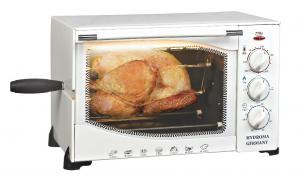 China 23L kitchen electric oven toaster oven baking grill rotiesseries on sale