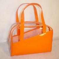 new fashion pvc waterfroof make up bag