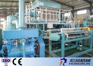 China Egg Carton / Egg Box / Egg Tray Manufacturing Machine Easy Operation 30T on sale