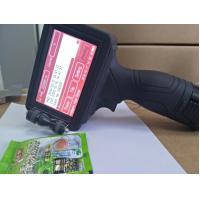 Portable Handheld Expiry Date Inkjet Printer With HP TIJ 2.5 Ink Cartridge