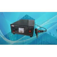 Micro Spot Ultrasonic Plastic Welding Machine 300 W 28 KHz , Airless And Watertight