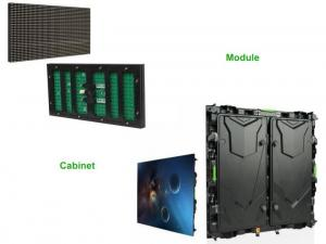 China P4 SMD1921 Die-Cast aluminum Outdoor High Definition LED Display Stage Screen Sign on sale