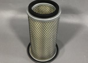China Replacement Komatsu Engine Excavator Air Filter Cylindrical Cartridge Long Lifespan on sale