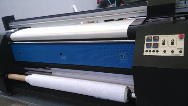 Outdoor Digital Automatic Fabric Printing Machine For Displays Flag