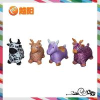 PVC 1300g Environmental Inflatable Animals with a Cloth Cover (KH1-32)