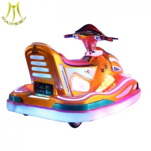China Hansel Outdoor battery operated electric amusement ride kids prince motorbike on sale