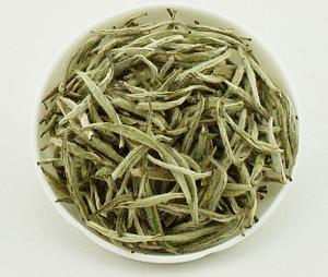 China NEW Premium Chinese Organic Bai Hao Yin Zhen Silver Needle White Loose Tea on sale