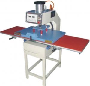 China how to use good quality 40*60 pneumatic used heat press machine for t-shirts on sale