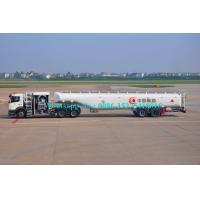 380hp Aircraft Refuelling Vehicles , HOWO 2/3 Axles Aviation Refueling Equipment
