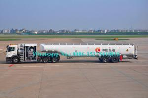 China 380hp Aircraft Refuelling Vehicles , HOWO 2/3 Axles Aviation Refueling Equipment on sale