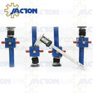 China SWL2.5-120 series worm gear screw lifter SWL series worm gear screw jack SWL Series Worm Gear Screw Lifter on sale