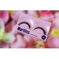 Handmade Glitter False Eyelashes For Woman , Fun False Eyelashes