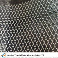 China Wall Plaster Mesh|Plaster Diamond Expanded Metal Lath for Building Internal/External Decoration on sale
