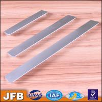 Hot sale! Kitchen Cabinet Aluminum Profile Handles Manufacturer silver finish customed size