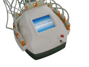 China BodySlimming Diode Laser Lipolysis Equipment Without Pain 60HZ on sale