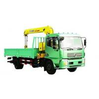 XCMG SQ5K2Q telescopic boom type truck-mounted crane