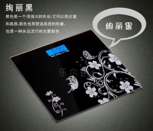 China square personal Antique Electronic Bathroom Scales for home use portable on sale