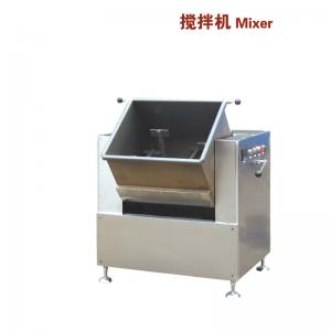 China Electric Snacks Making Machine 5.5-11kw Food Flour Mixer For Sugar on sale