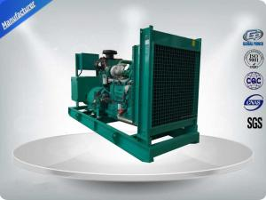China 50Hz 3 Phase 450KW / 563KVA Open Diesel Generator ,Water-cooled With Electronic Speed Govering Diesel Generator on sale